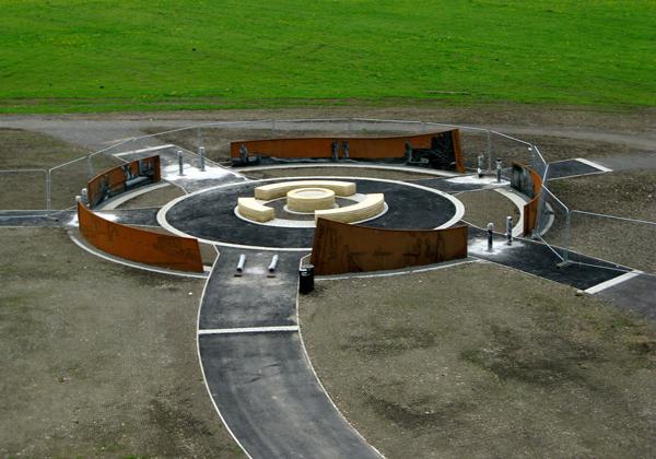 Consett Fawcett Park development at Berry Edge