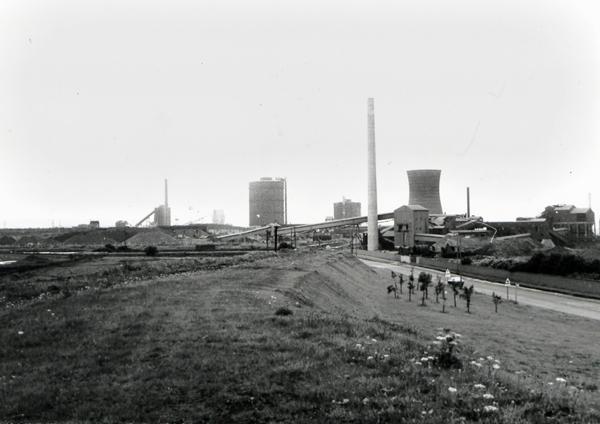 Consett Steelworks circa 1960