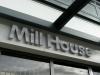 Mill House signage
